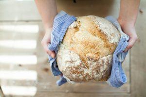 čerství chléb
